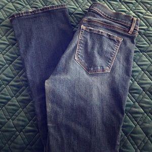 Women's Loft Modern Boot Cut Jeans Size 30/10